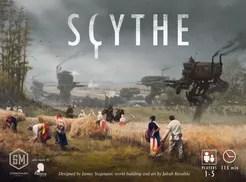 Scythe Cover Artwork