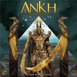 Kickstarters en Tabletop  - Ankh