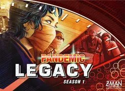Pandemic Legacy: Season 1 Cover Artwork