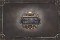 Mechs vs. Minions Cover Artwork