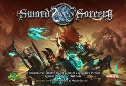 Sword & Sorcery Cover Artwork