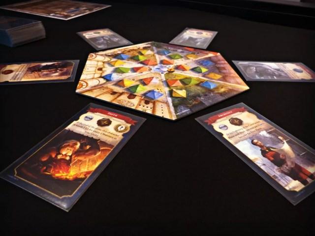 guilds juego de mesa