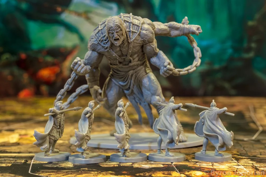 Mythic Battles Pantheon juego de mesa