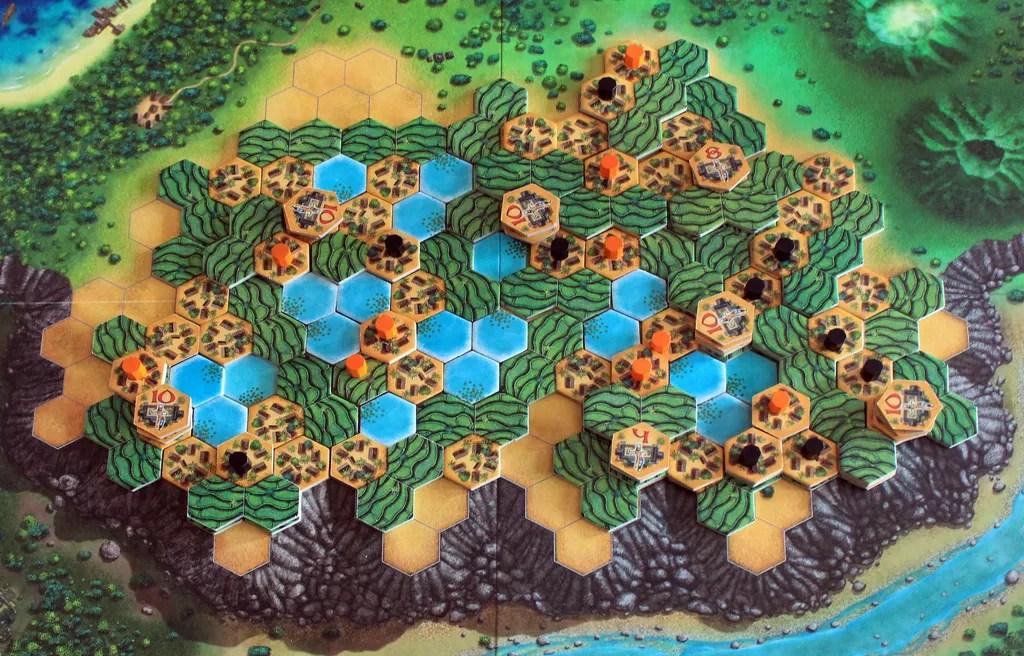 cuzco juego de mesa