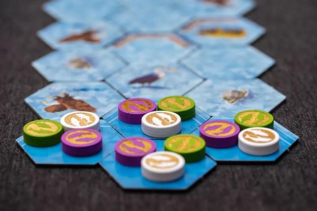 upstream juego de mesa