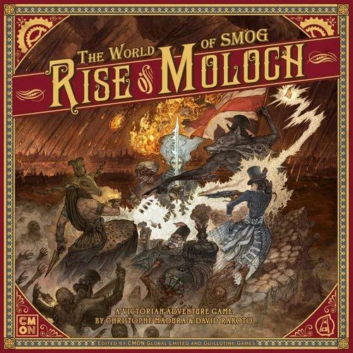 Rise of Moloch, Green Horde, Roll Player: Monsters & Minions, Thanos