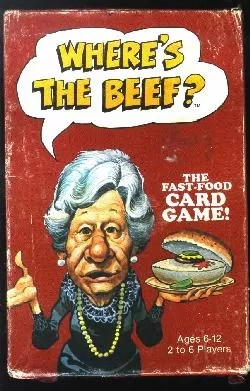 Where's The Beef Card Game | Board Game | BoardGameGeek