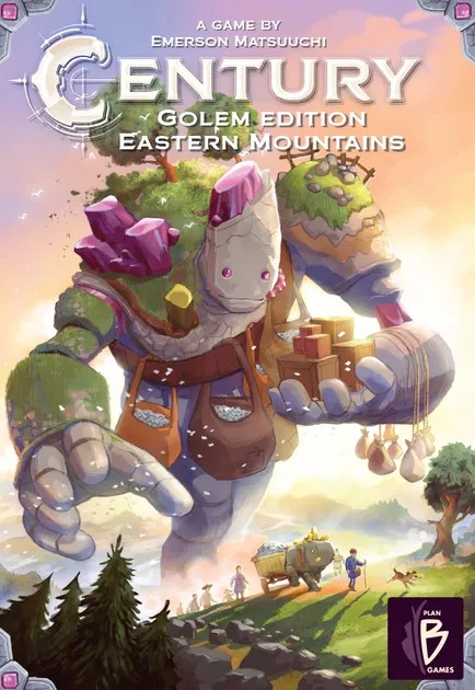 Century: Golem Edition – Eastern Mountains | Board Game ...