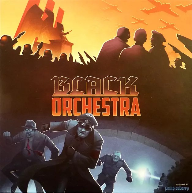 Image result for black orchestra 2e board game