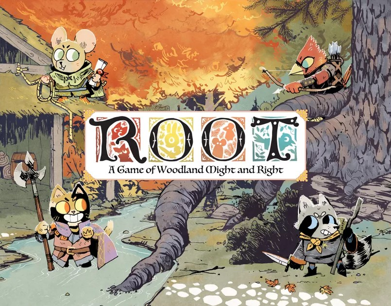 Image result for root board game