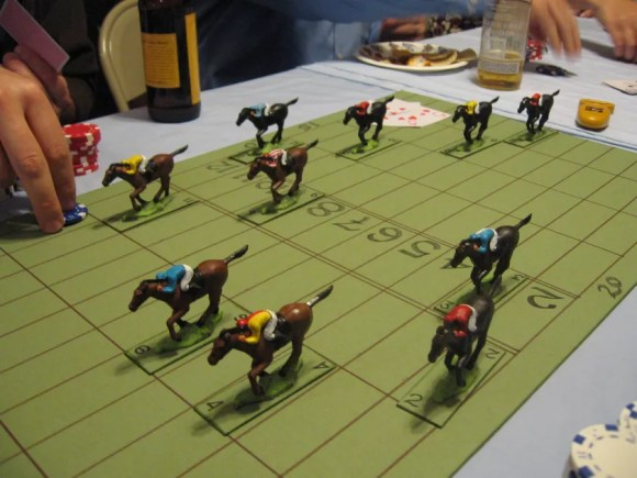 English Rules? | Wooden Horse Races Game | BoardGameGeek