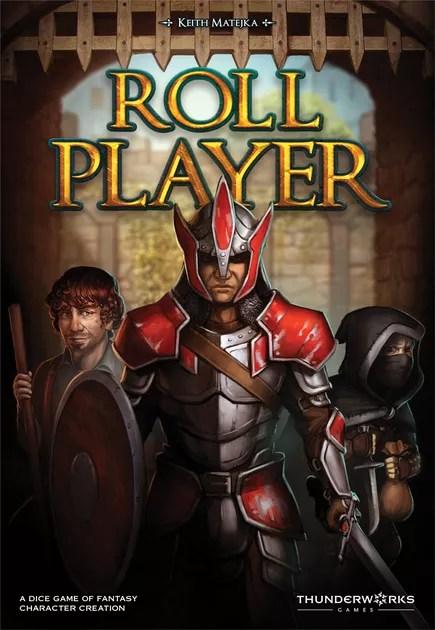 Roll Player | Board Game | BoardGameGeek
