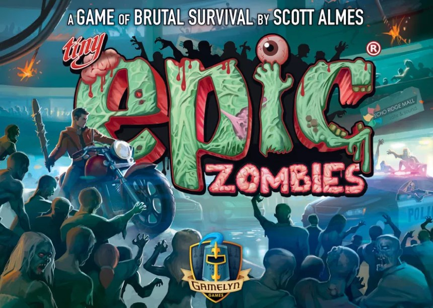 Image result for tiny epic zombies