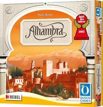 Membangun kota lewat Alhambra