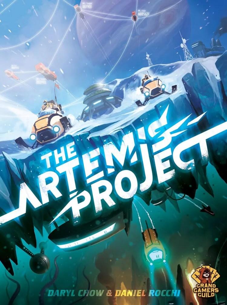 juegos de mesa - Artemis Project - Gen X Games