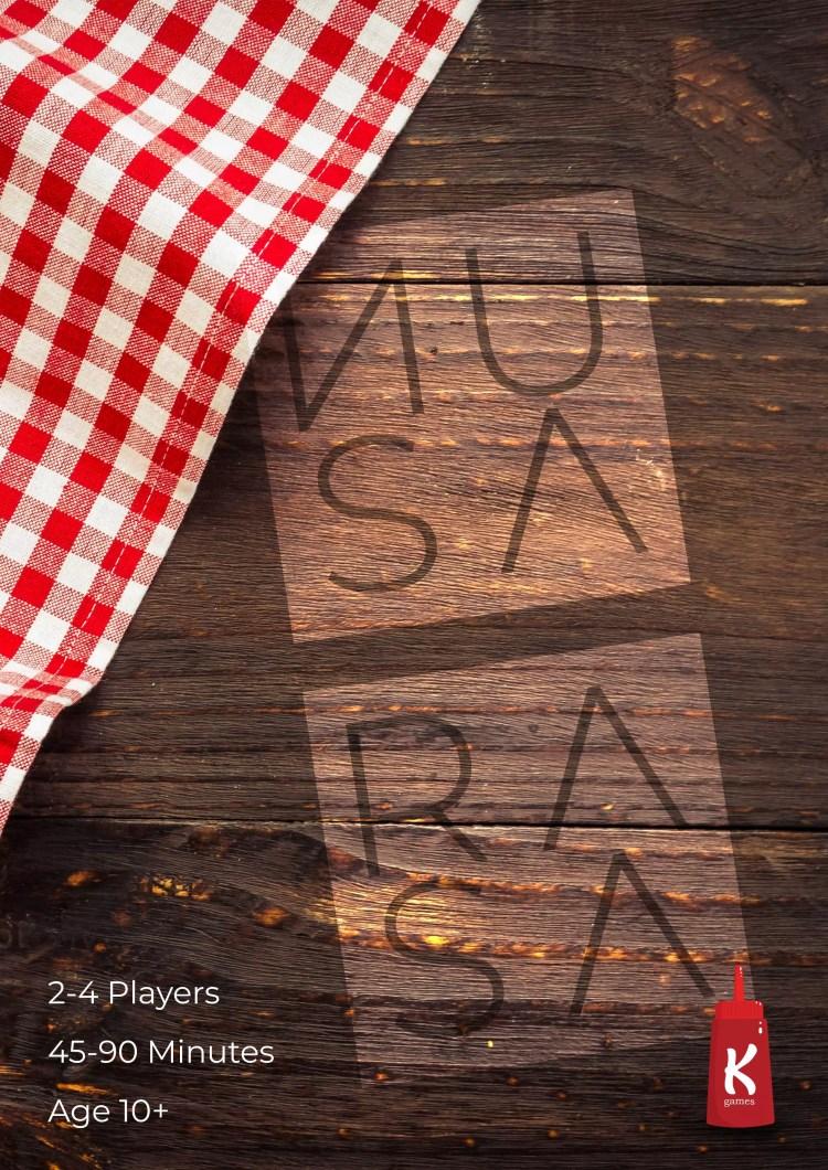 Nusa Rasa - Essen Spiel 2019
