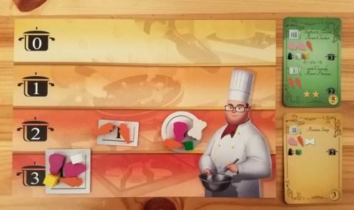 kitchen rush juego de mesa