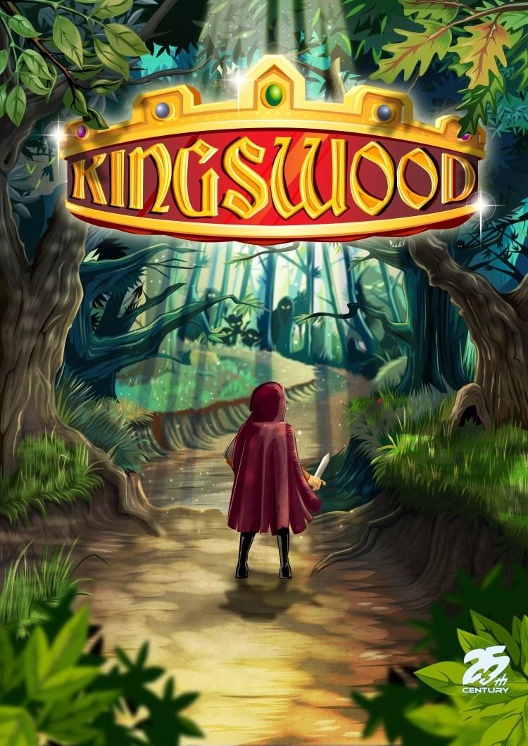 Kingswood - Portada