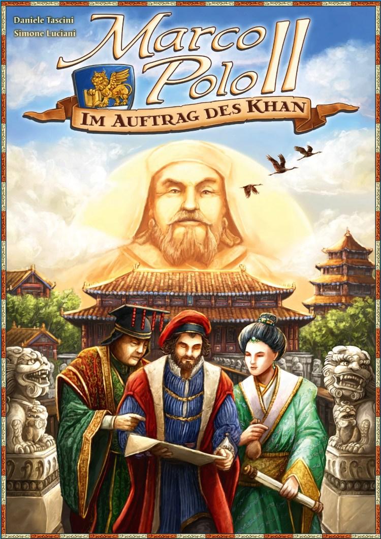 Marco Polo II - Reseña
