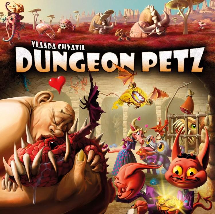 Dungeon Petz 2011