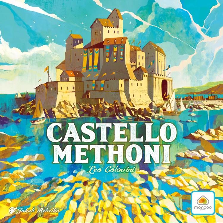 Castello Methoni - Essen Spiel 2019