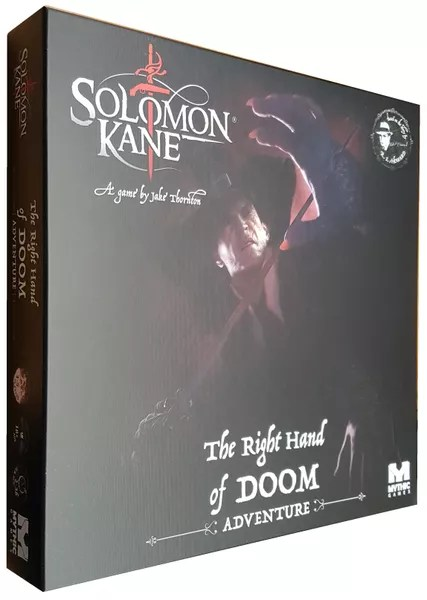 English edition - Front of the box
