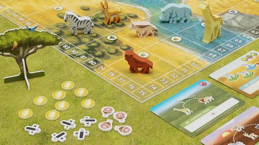 WILD: Serengeti