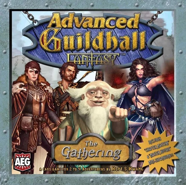 Image result for Advanced Guildhall: The Gathering