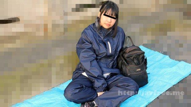 天然むすめ 011921_01 路地裏で寝ているバックパッカー女子をナンパしてみました