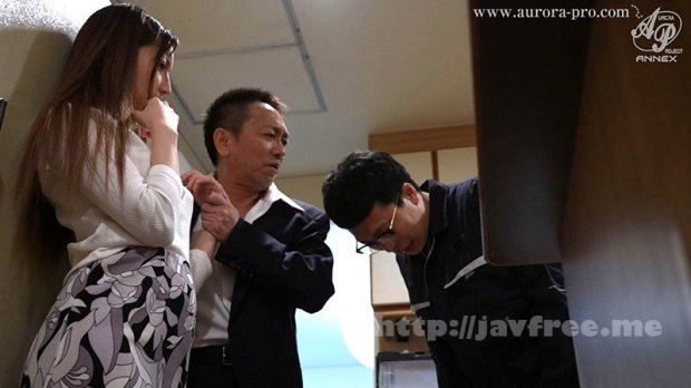 [HD][APNS-241] 飯場の性処理まかない妻 羽咲美亜