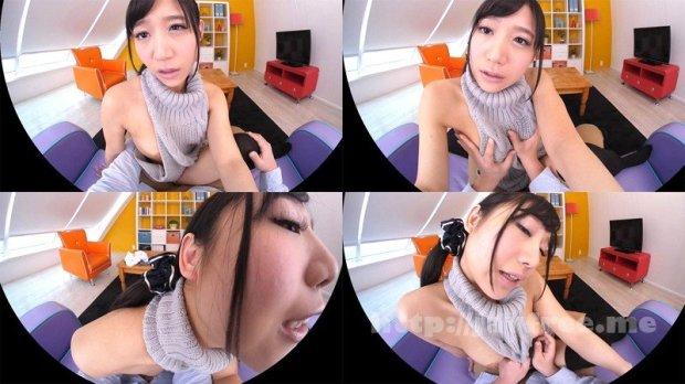 [CRVR-089] 【VR】星奈あい カノジョがあのセーターに着替えたら… かわいさ全開!大興奮中出しSEX!