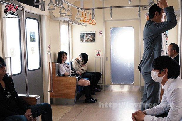 [HD][DASD-826] あの日、乗った電車で出会った美少女は、変質者を襲う痴女でした。 堀北わん