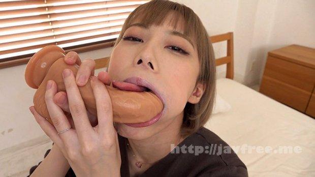 [HD][DKWT-019] 一日中、チ○ポのことばかり考えています… とにかくフェラチオが大好きで神テクニックを持つ蛇舌妻 川菜美鈴 28歳 結婚5年目
