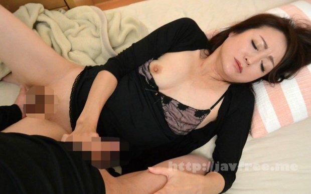 [HD][DMAT-192] 眠る義母 息子に夜●いされて