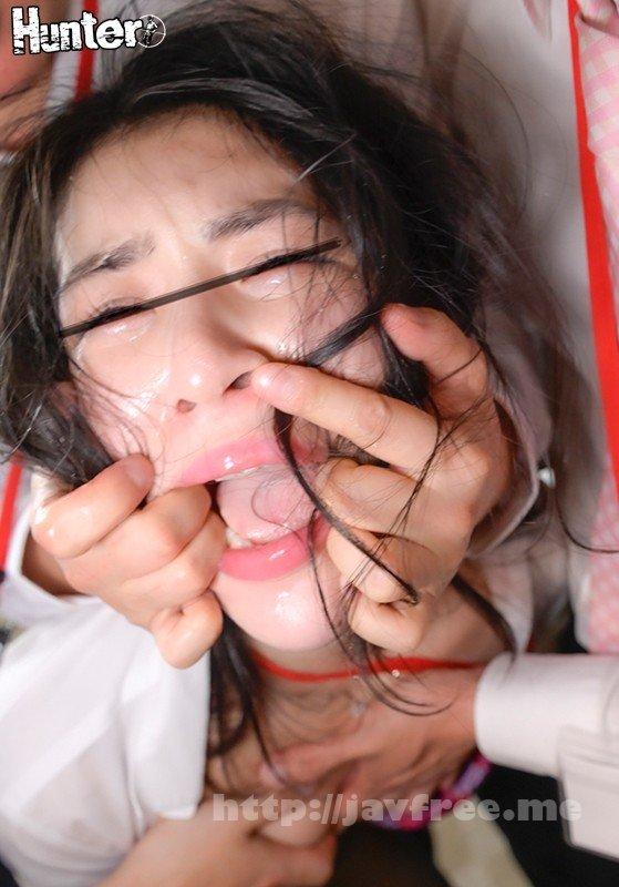 [HD][HUNBL-052] 綺麗な女の顔面をグチャグチャになるまで輪●破壊