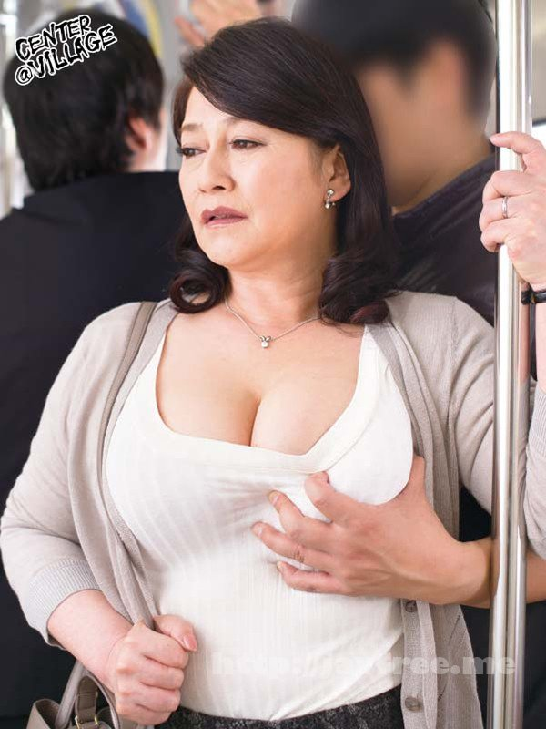 [HD][IRO-30] 人妻痴漢電車~さわられた六十路母~ 北森麻子