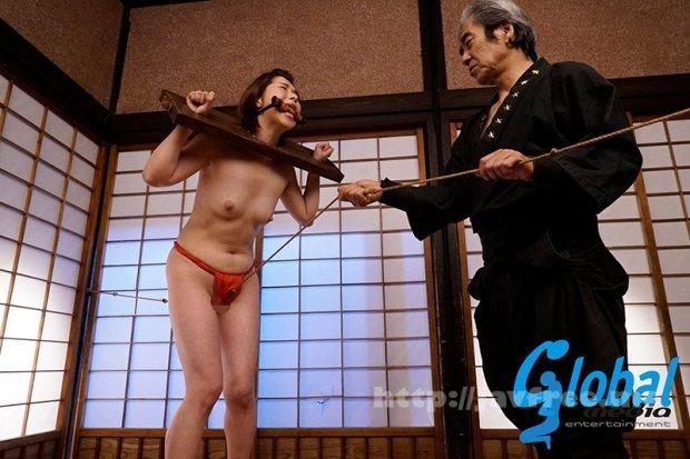 [HD][JUE-001] くノ一 容赦なき快楽拷問に堕ちた抜忍 加藤ツバキ
