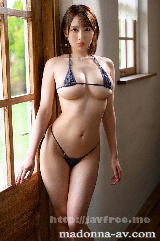 [HD][JUL-627] タレントの卵から、美しい人妻へ―。 大型新人 Madonna専属デビュー 岸えま 28歳 AV解禁