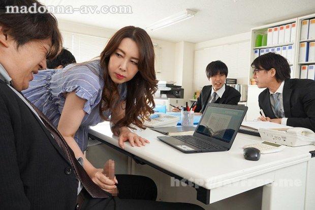 [HD][JUL-639] これは部下に厳しいムチムチ女上司にセクハラしたら怒られるどころかセックスまで出来た話です。 風間ゆみ