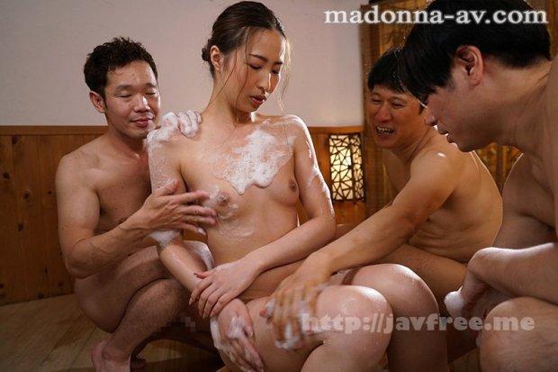 [HD][JUL-733] 秘湯輪● 都会の喧騒を離れた混浴温泉で快楽に溺れゆく美しき人妻―。 三尾めぐ