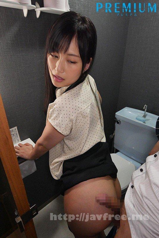 [HD][PRED-326] バレたらヤバイ!から気持ちイイ…!上司の彼女のデカ尻先輩とこっそりハメまくっている日々。 堀内未果子