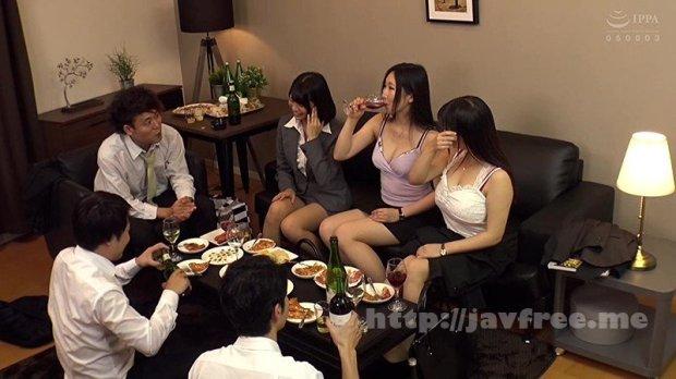 [SUPA-290] 女性用下着メーカー宣伝部勤務の女性社員仕事終わりの飲み会乱交セックス流出映像