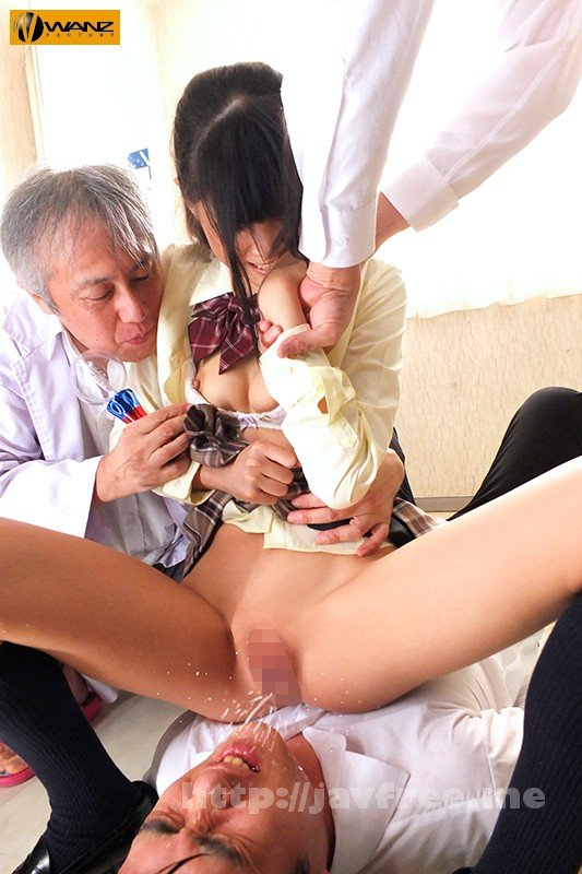 [WANZ-815] 時間が止まる女子便所 強制排尿中出しレ×プ!!停止解除でパニック噴射!!