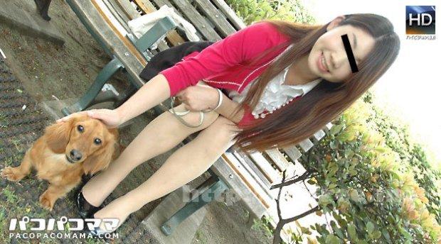 pacopacomama 072311_421 男より犬を愛しすぎて結婚できない美熟女