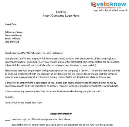 Job Offer Letter Of Intent Template 1027 x 1436 png 641kb – Letter of Intent to Do Business Together
