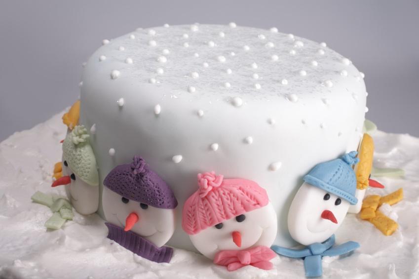 Awesome Cake Decorating Ideas Christmas