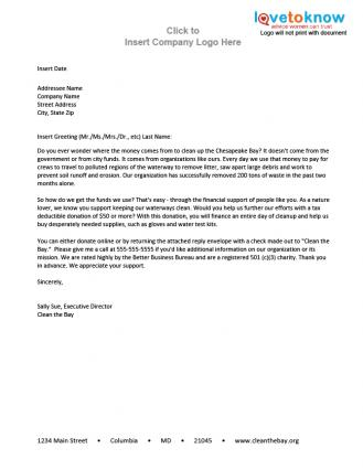 Sample Proposal Letter For School Funding - Cover Letter Templates