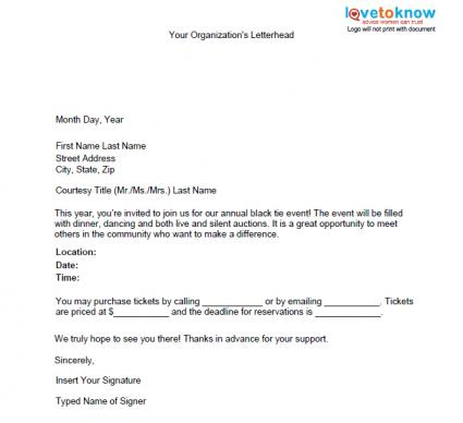 Doc728942 Sample of Sales Promotion Letter Doc728942 Sales – Sales Promotion Template