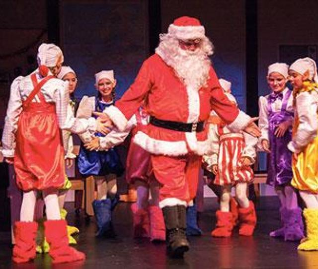 Dear Santa A Play By Norm Foster
