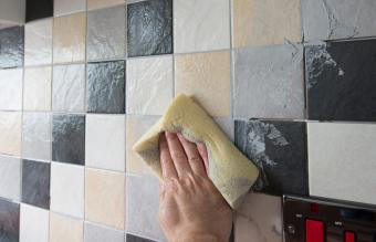 how to remove grout haze lovetoknow